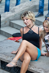 street candid, ricas hembras hermosas OOPS descuidos!  Dd8o0wmgam0h