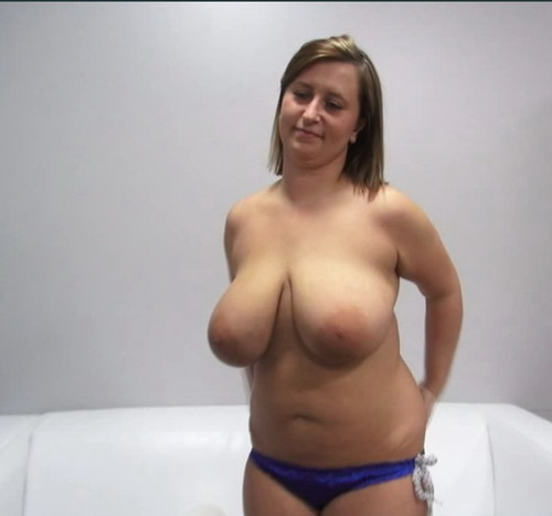 Huge Natural Tits Lingerie