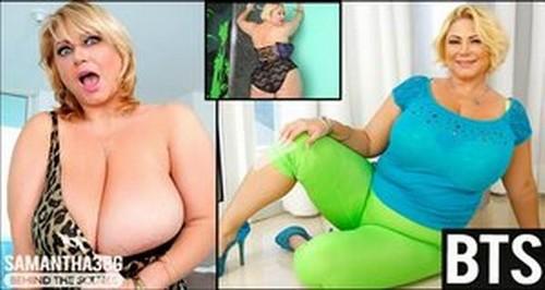 Samantha 38G – Tits Behind The Scenes HD