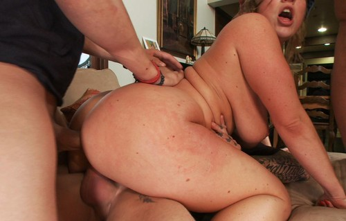Amy Anderssen   Huge Tits Silicone Babe gets Dildoing  HD